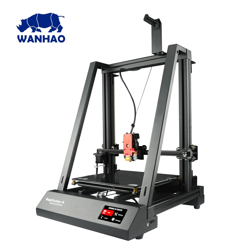 3D-принтер WANHAO w9/300 Mark2 FDM / FFF большого формата, размер печати 300*300*400 мм, 2019