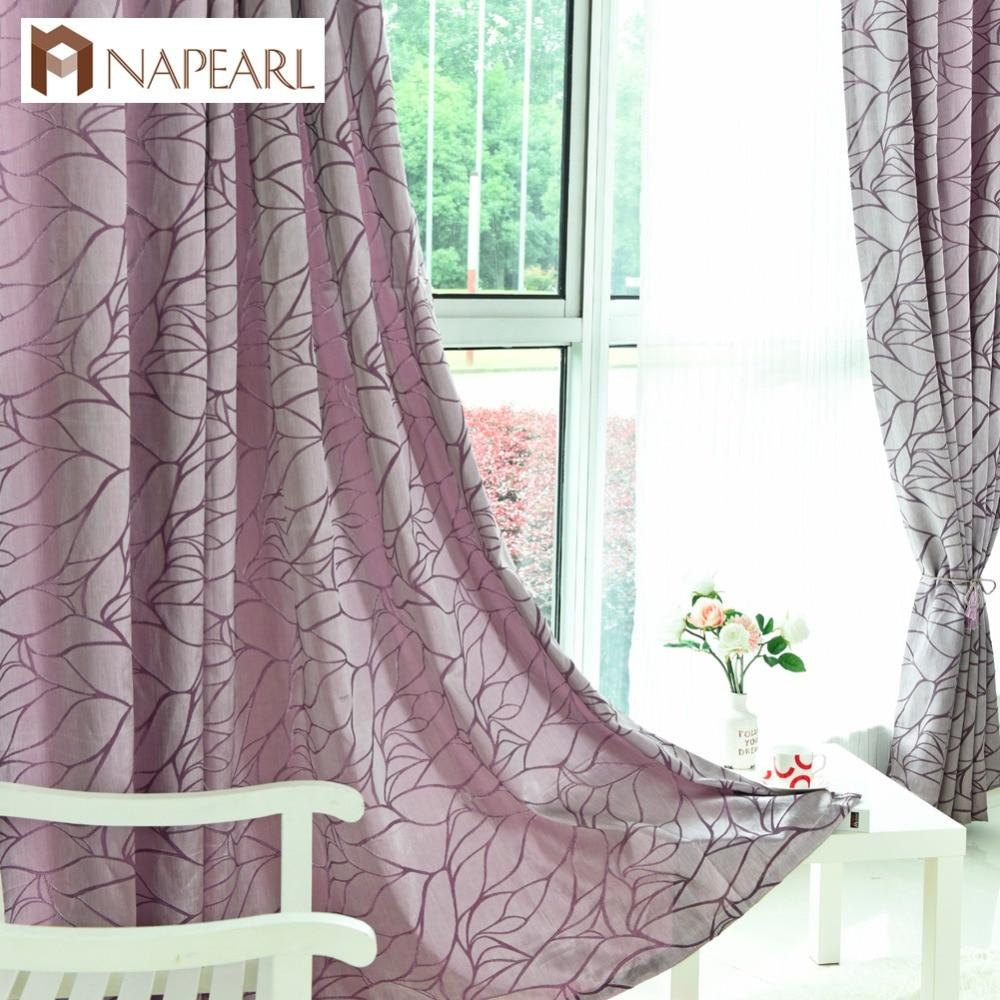 Moderno cortinas para sala de estar de diseño elegante cortina cortinas francés tratamientos de la ventana casa Rideaux arandela lo mejor personalizado