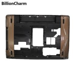 Bilioncharmn novo para dell vostro 3560 base inferior caso capa 0j2y05 0rh8vg d escudo