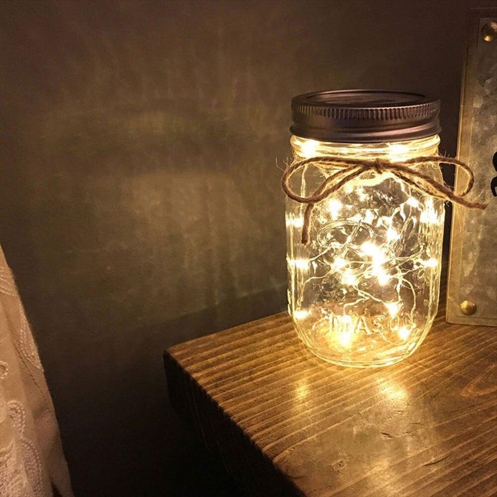 Фото Сказочный Свет Романтический 100LED садовые на солнечной энергии наружная лампа