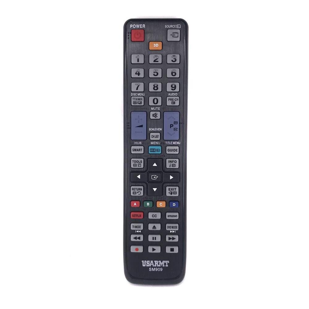 SM909 USARMT New Universal TV DVD Player Controle Remoto Para Tv Samsung Led Smart TV Remoto BN59-00508A BN59 AA59-00484A