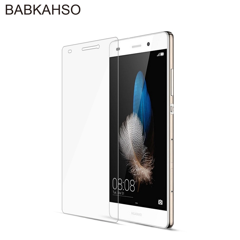 0.26mm 2.5D 9H Tempered Glass for Huawei Ascend P8 Lite P8Lite Screen Protector for huawei P8 Lite P8 mini with Clean Kits