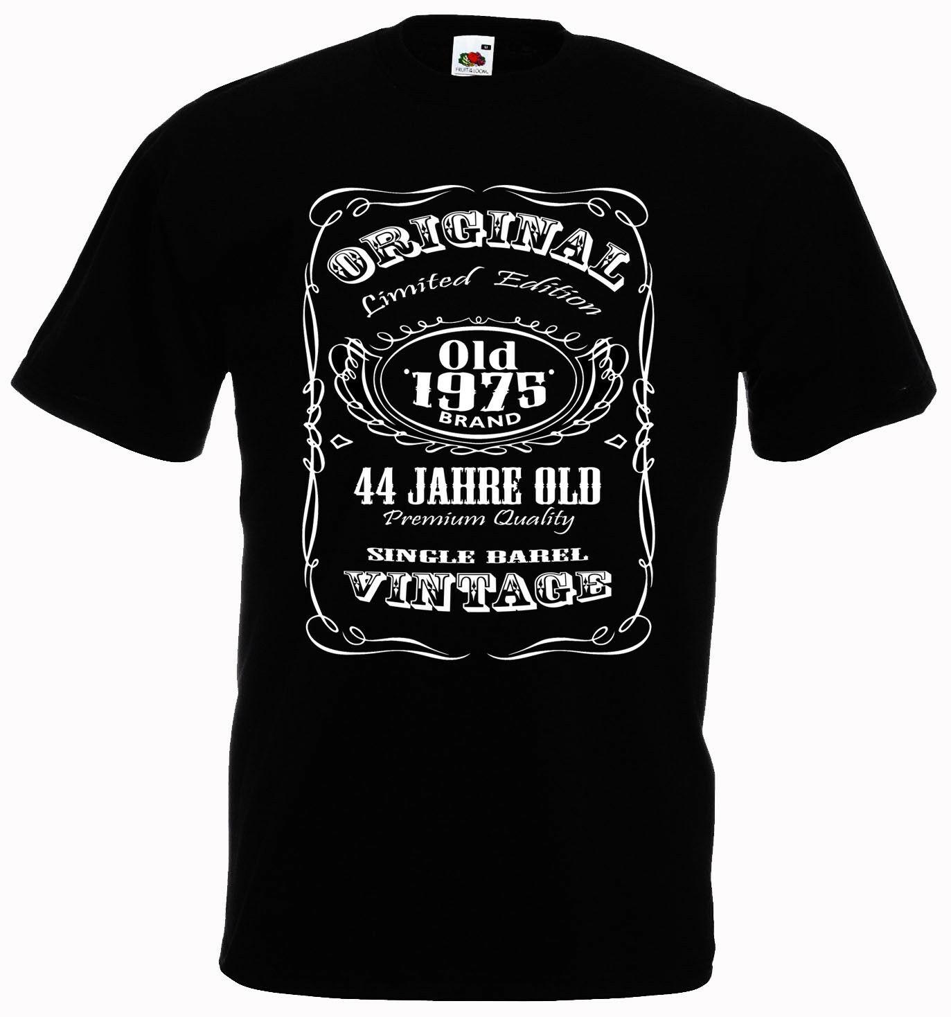 Camiseta de edad de 1940 a 1990 y 28 - 78 años sola Barel Regalo de Cumpleaños 2019 más nuevo de los hombres moda divertida Banda Clásica camisas