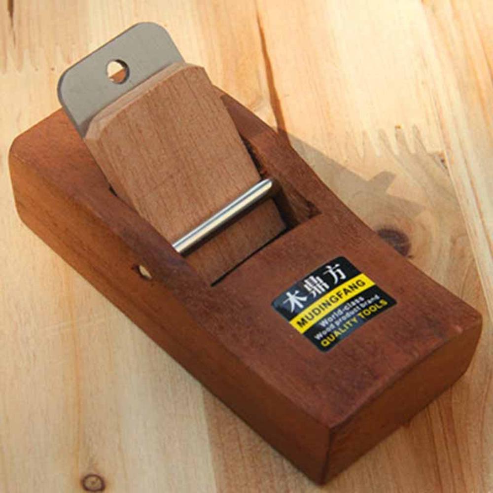 Dřevoobráběcí hoblík, mini ruční nářadí s plochým spodním - Zařízení na obrábění dřeva - Fotografie 5
