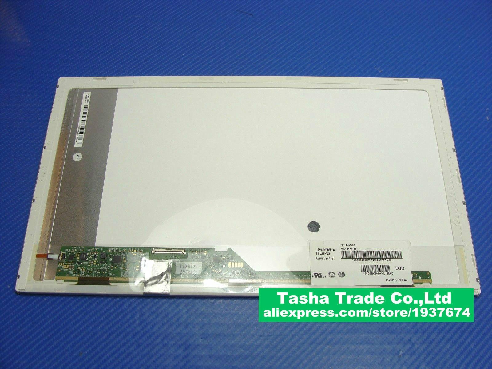 "LP156WH4 LP156WH4-TLP2 LP156WH4 (TL) (P2) Pantalla LCD LED matriz inferior izquierda mate 15,6 ""LED Normal 1366*768 HD"