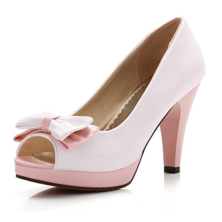 OFERTA ESPECIAL 2017, Sandalias apresuradas, zapatos de talla grande para Mujer, zapato femenino, zapatos de tacón alto, Sandalias Zapatos de Mujer 2-1