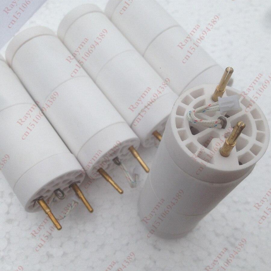Elementos de aquecimento 220v 3500w para o núcleo cerâmico do tubo de aquecimento do cromo do níquel do soldador plástico