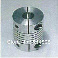 Acoplador de eje de acoplamiento Flexible de aluminio serie 8x12 D32L40 BR motor paso a paso cnc