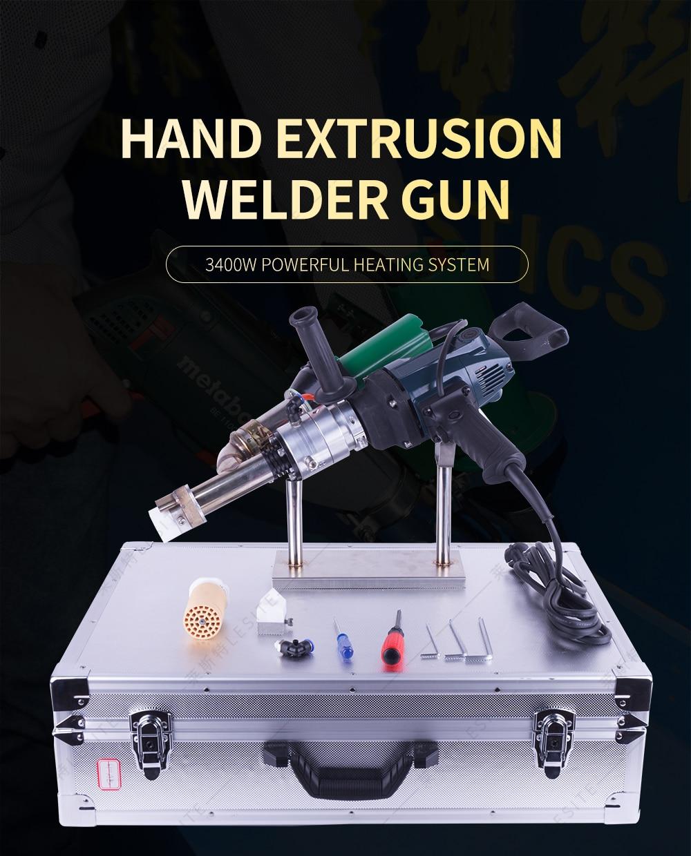 Geomembrane Extruder Handheld Welder Semi Automatic Welding Extruder Plastic Solder Hdpe Extruder For Plastic Lst600f Plastic Welders Aliexpress