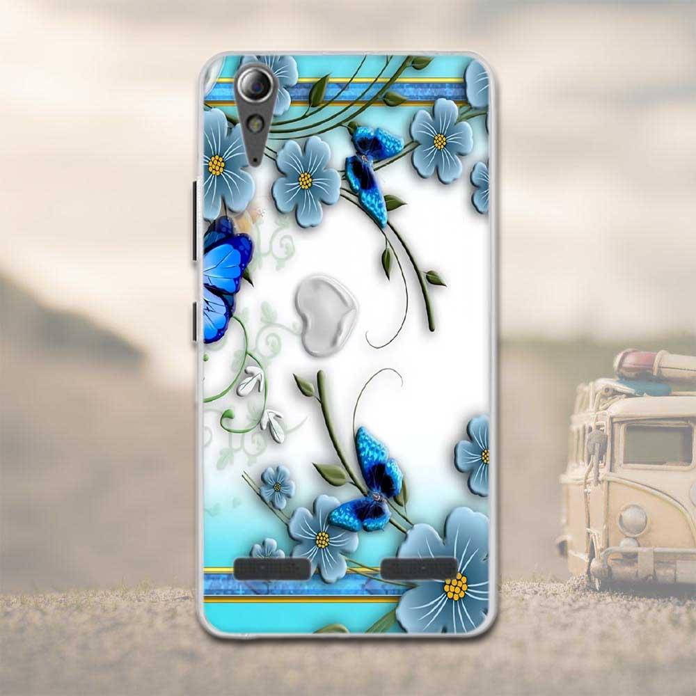 """Miękka tpu phone case dla lenovo a6010 plus & a6000 & dla lenovo lemon k3 k30-t skóry pokrywa 5 """"k 3 a 6000 6010 case dla lenovo 24"""