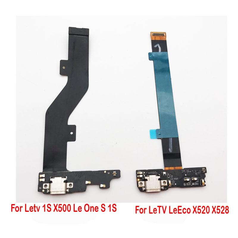 Оригинальный Для Letv LeEco Le 1 1S 2 2 pro X500 X501 X520 X600 X608 X620 X621 док-станция с разъемом USB порт для зарядки гибкий кабель