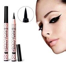 2019 Eyeliner Pen Make-Up Cosmetische Zwart Roze Liquid Eye Liner Pencil Make Up Tool maquiagem