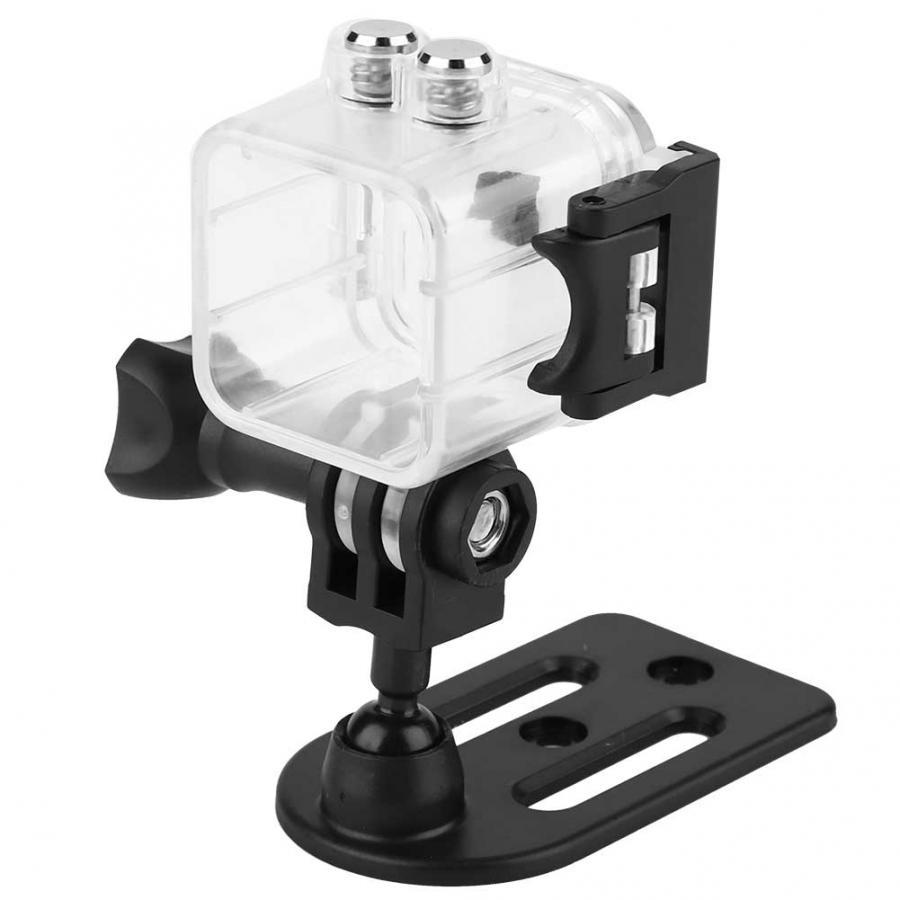 Прозрачный водонепроницаемый корпус камеры ABS металлическое оборудование 30 м подводный водонепроницаемый корпус камеры чехол для Quelima SQ20/SQ12