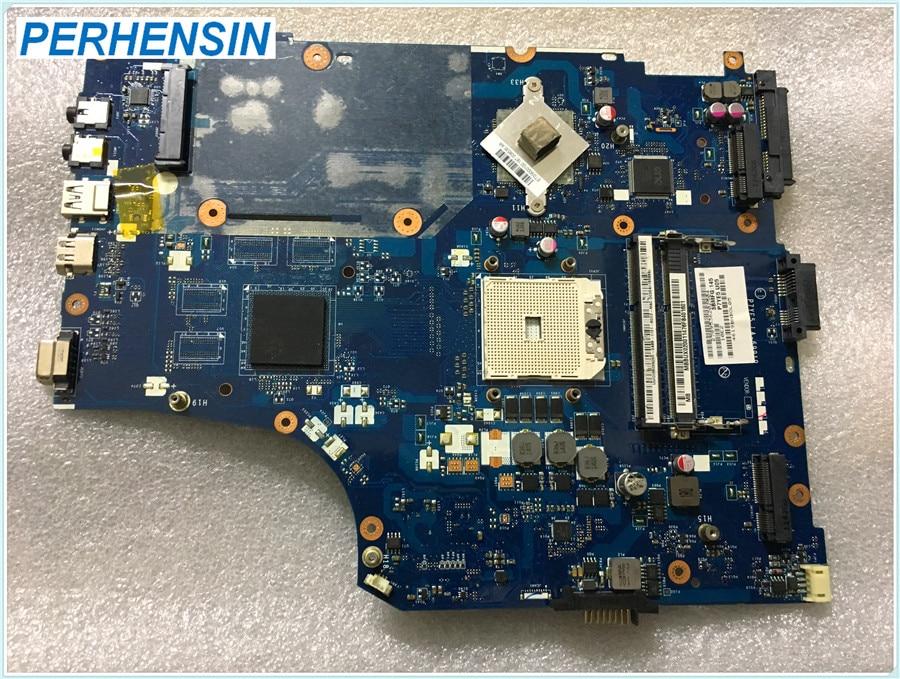 Para Acer Asipre 7560 7560g Laptop Motherboard fs1 DDR3 P7YE5 LA-6991P MBBUX02001 MB. BUX02.001