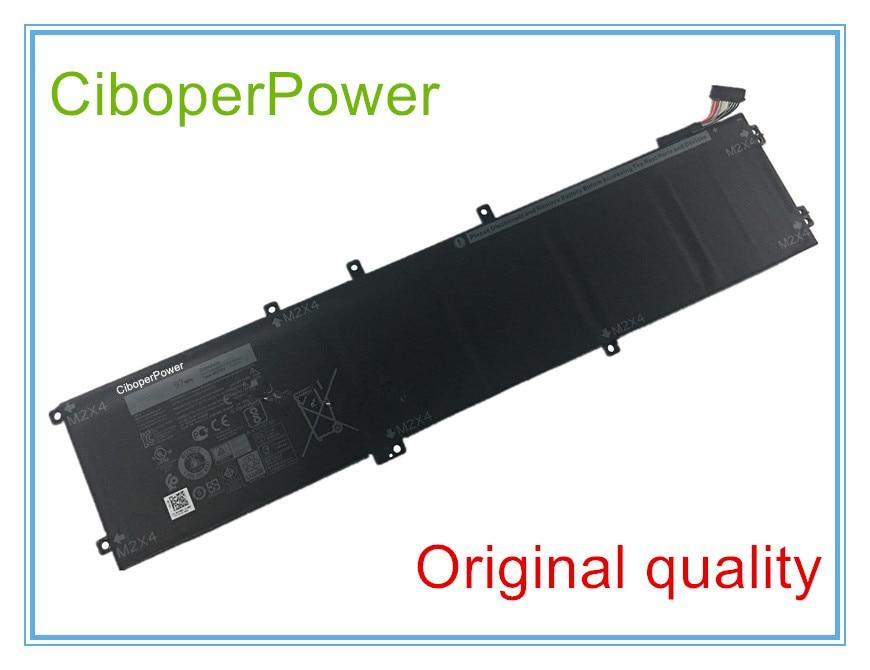 Original 11.1V 97WH Laptop Battery For 5510 XPS 15 9550 9560 6GTPY 5XJ28