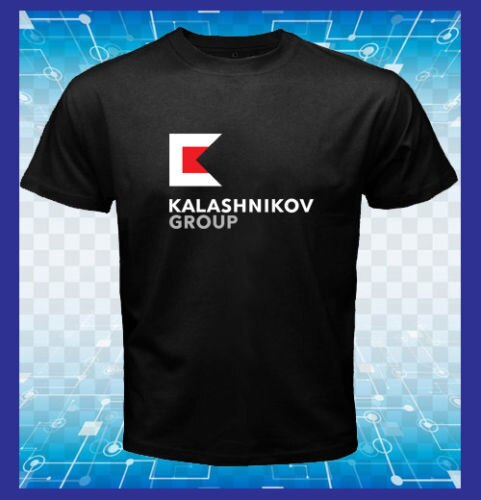 カラシニコフグループロゴ狙撃暴行 Ak74M メンズ新ユニセックス tシャツカスタム印刷された tシャツデザインウェブサイト