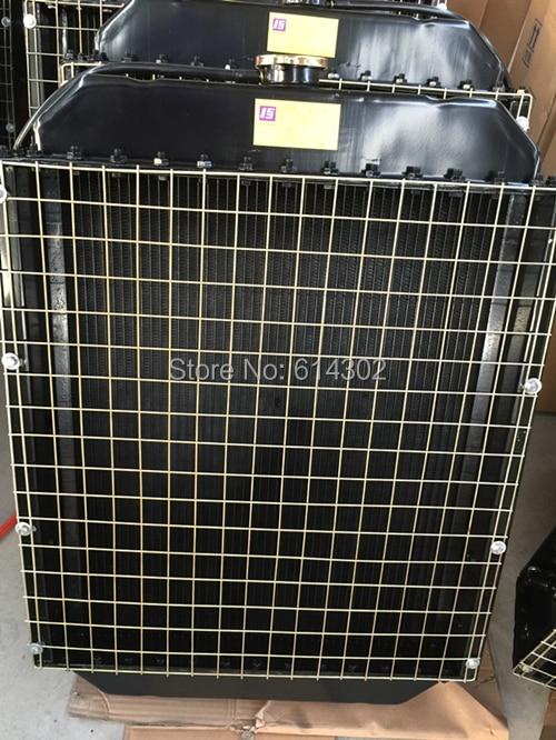 original radiator for weifang 495D 495ZD K4100D K4100ZD diesel engine parts / weichai Ricardo 8kw -40kw diesel generator parts