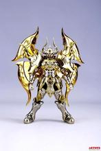 Nouveauté dieu taureau modèle EX taureau Aldebaran dieu tissu âme dor Saint Seiya armure métallique mythe tissu figurine jouets