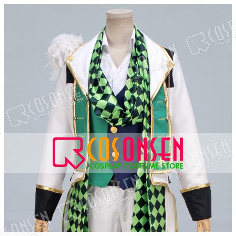 Idolish7 puntero de reinicio Yamato Nikado disfraz de Cosplay nuevo conjunto completo todas las tallas disfraz de adulto COSPLAYONSEN