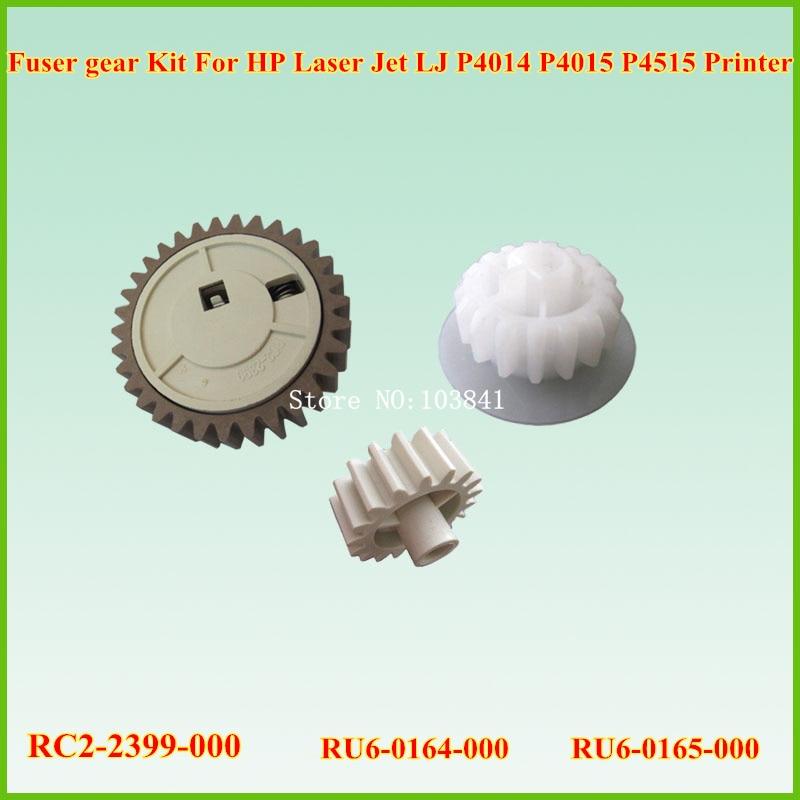 Compatible con RC2-2399-000 32T RU6-0164-000 18T 17T RU6-0165-000 17T Fuser. Equipo para HP P4014 P4015 P4515 P 4014 4015 impresora 4515