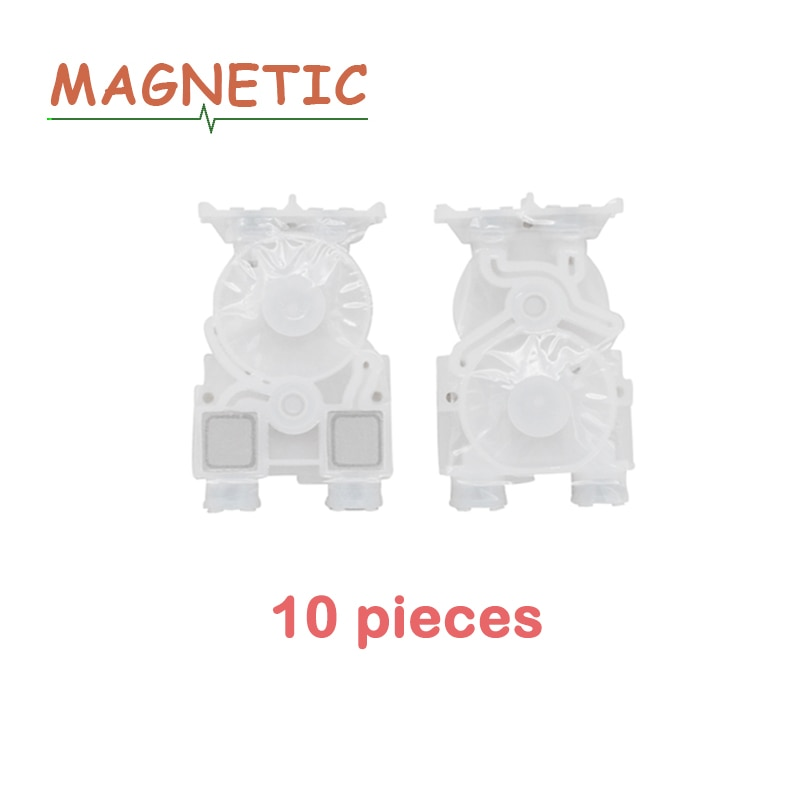 10X المغناطيسي المذيبات الحبر دامبير ل DX7 طباعة رئيس DX7 موتوه VJ-1618 1614E رولان VS-640 9100 9200 النافثة للحبر طابعة الحبر دامبير DX7