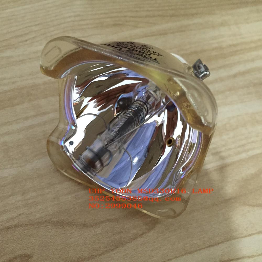 Новая лампа UHP 350 Вт, 1 шт./лот, MSD Platinum 17R/YODN MSD 350R17, лампа для 350 Вт, прожектора с движущейся головкой