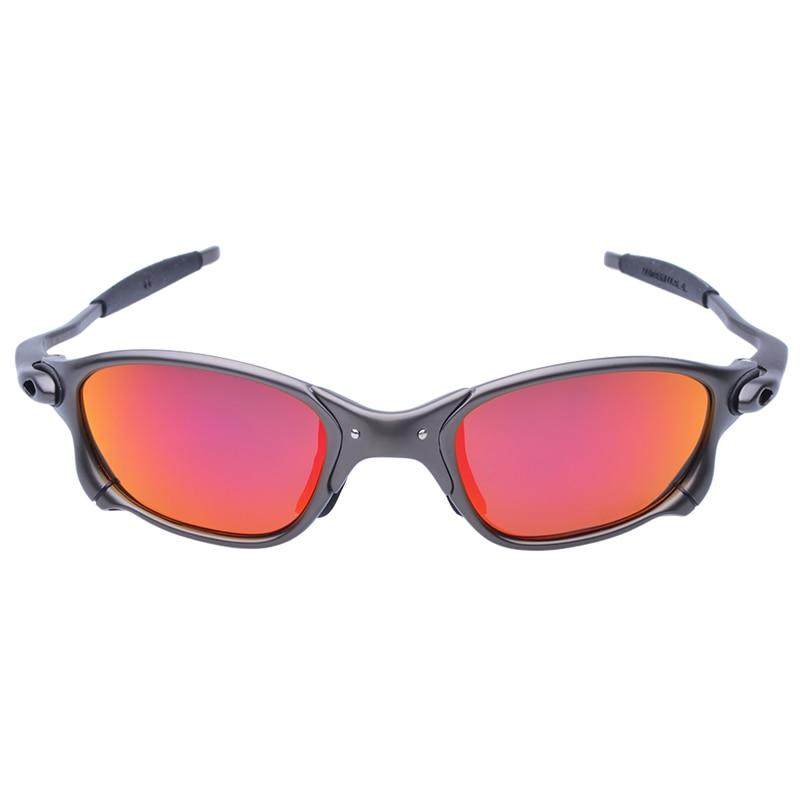 MTB Sports Riding Cycling Sunglasses Polarized Cycling Glasses Men's Sunglasses Bicycle Mountain Bike Glasses Cycling Eyewear4-3