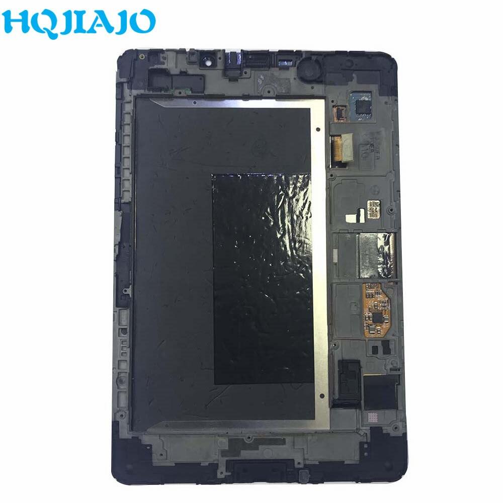 Tablet lcd para samsung p6800 p6800 galaxy tab 7.7 display lcd tela de toque digitador assembléia quadro para samsung p6800 p6810 lcd