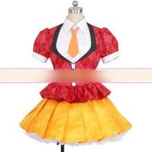 Zombie Land Saga Nikaido Saki Cosplay déguisement de Carnaval déguisement de noël dhalloween