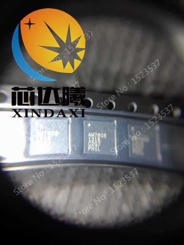 5 unids/lote XINDAXI ORIGINAL QFN CHIP IC AM7808 RF7193 RF7198 RF7196D