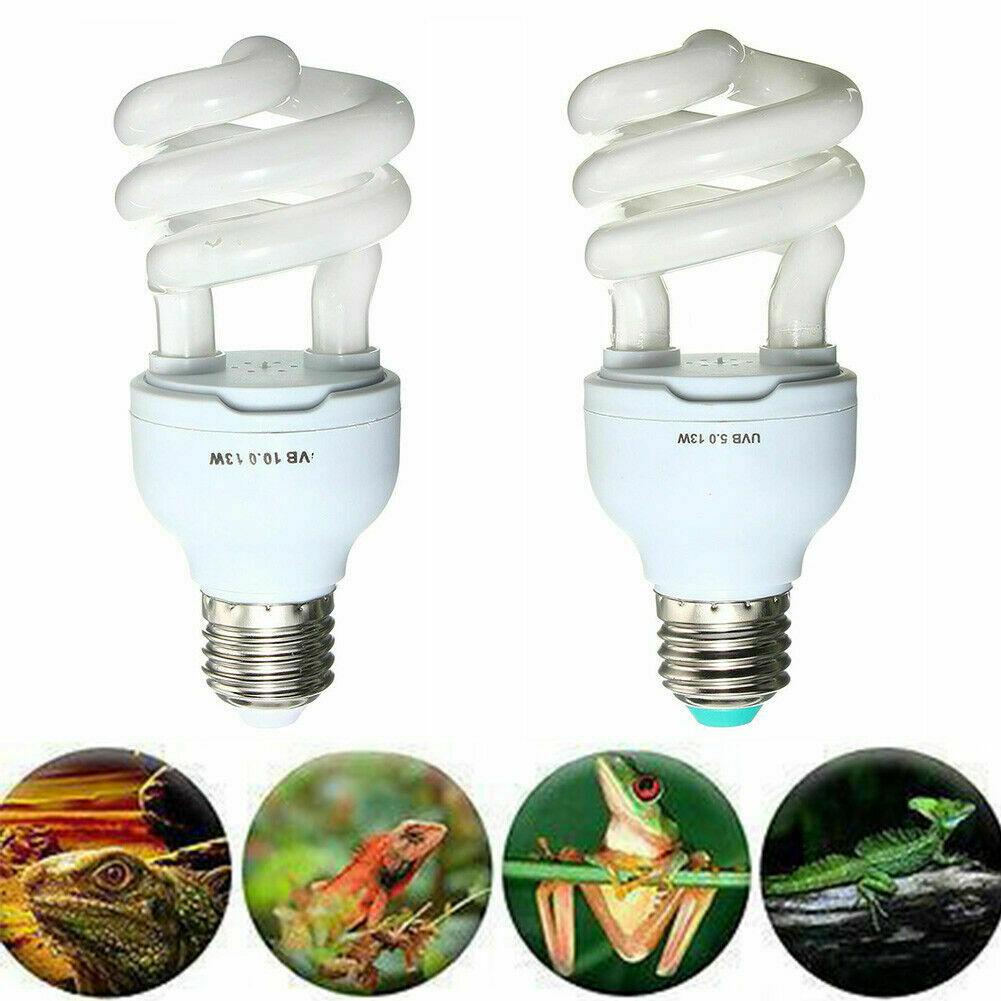 13 W 26 W Uv Lampen Lampen Licht Reptil Fluoreszierende Anlage Kalzium Pet UV Lampe UVA + UVB 5,0 10,0