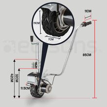 5000 lb Motorisierten Jockey Wheels 12 V Elektrische Anhänger Mover Jack Dolly Boot