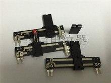 1 teile/los SC-308 B100K gerade tuning slide potentiometer huhn fuß länge von 5 cm auch mit led-leuchten