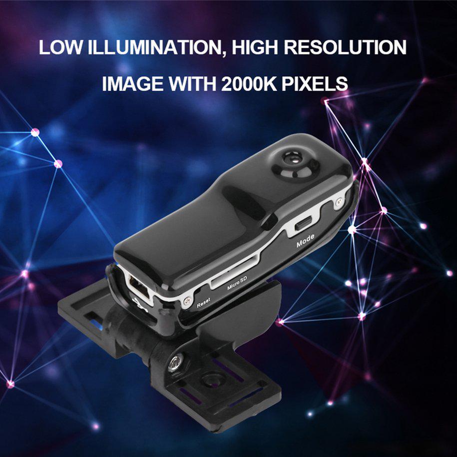 Tarjeta de 16 GB + Mini cámara Dv de alta resolución videocámara cámara web grabadora