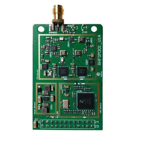 LPWAN LoraWan Gateway sx1278lorawan Módulo de pasarela de 8 canales SX1301