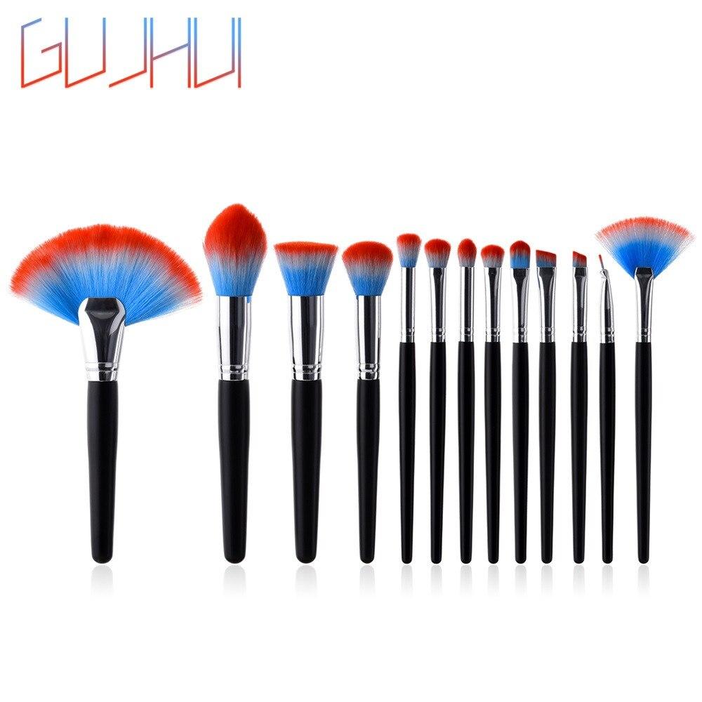 Макияж щетки синтетические волосы макияж кисти набор Профессиональный макияж основа Румяна косметический консилер кисти Y502