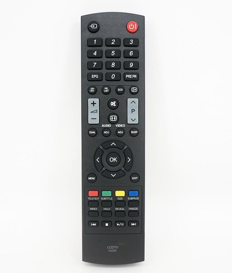 Wholesale New Original Remote Control GJ220 For SHARP LCDTV AUDIO VIDEO controller