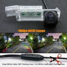فيش 1080 وعاء MCCD HD النسخ الاحتياطي وقوف السيارات عكس كاميرا الرؤية الخلفية صالح لشركة فولكس فاجن جولف 7 MK7 السابع باسات CC شيروكو Lamando سيارة