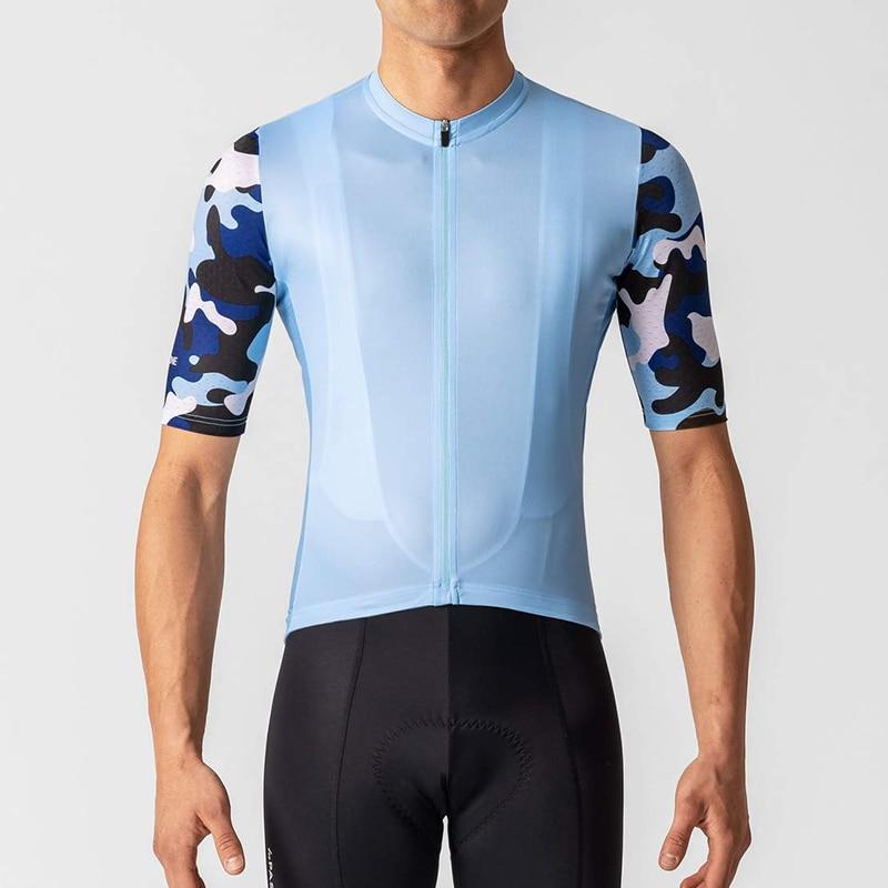 Completo ciclismo estilo 2018 camisa de ciclismo manga curta conjunto bib calças fietskleding wielrennen zomer heren conjunto maillot ciclismo