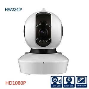 Wireless Indoor 1080P FULL  HD P/T IP  Camera System Support  P2P WIFI TF Card ONVIF  Function