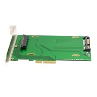 cy pci e 3 0 x4 lane to u 2 u2 kit sff 8639 host adapter for 750 nvme pcie ssd intel motherboard