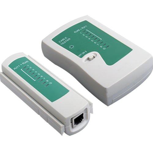 YOC-USB сетевой/телефонный Кабельный тестер RJ11 RJ12 RJ45 Cat5