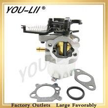 YOULII-carburateur Carb pour Briggs & Stratton 591852 590834 B1591852 remplace ancien #793493 793463