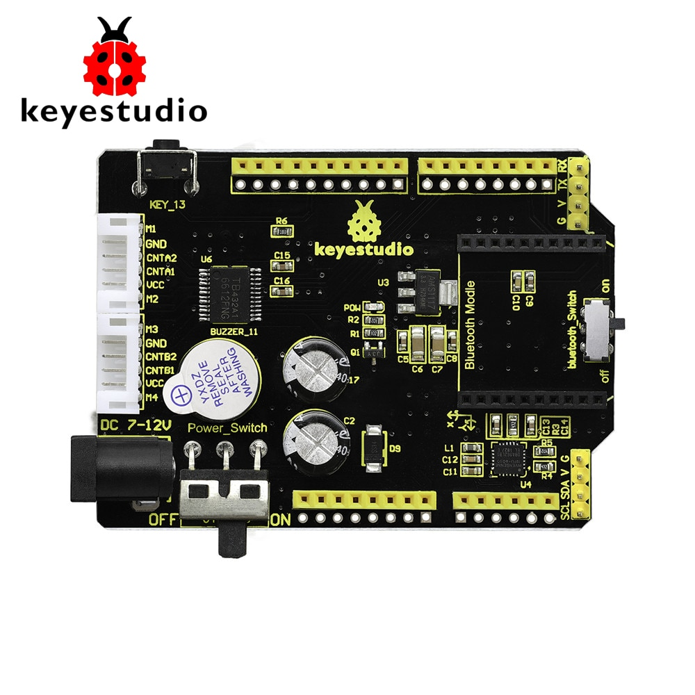 Автомобильный экран Keyestudio Balance V3 для Ard