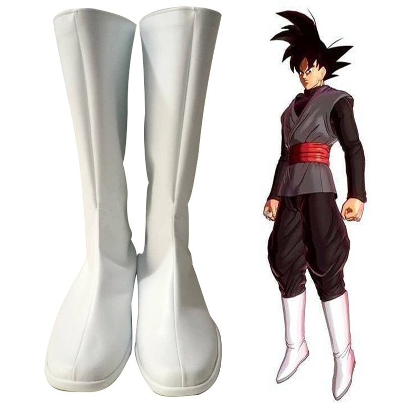 Dragonball S Dragon Ball Super Son Goku Black Zamasu Kai Boots Cosplay Costume Shoes