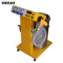 Machine à peindre intelligente   Machine de pulvérisation de poudre