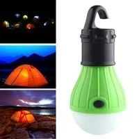 portable outdoor hanging led camping lantern led the field of soft lights bulb light lamp for fishing camping tent