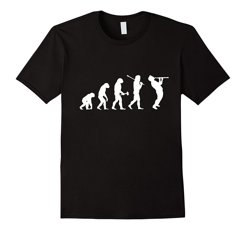 Футболка с принтом кларнета Oboe Player Clarinetist Oboist Evolution, летняя повседневная футболка с принтом, модная брендовая футболка 2018