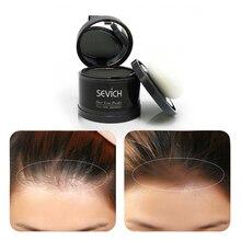 Water Proof hair line powder in hair color Edge control Hair Line Shadow Makeup Hair Concealer Root