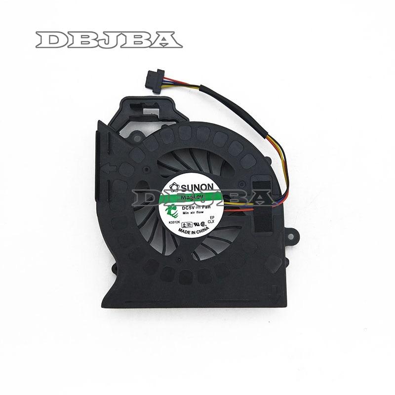 Ventilador de CPU para HP pabellón dv6-6b20sy dv6-6033cl dv6-6b21he dv6-6c14nr dv6-6070ca dv6-6047cl dv6-6013cl dv6-6b27nr ventilador de refrigeración